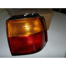 Tail light outer left
