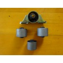 Delica Front Diff Mount Bush Kit L400