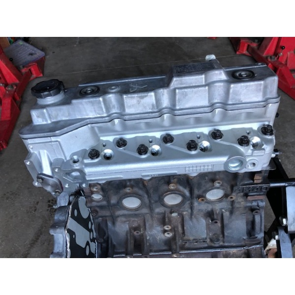 diesel engine 4M40 turbo 2 8 litre exchange - Delica Parts Brisbane