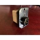 Blower fan speed resistor- used