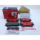 Rear brake pads BREMBO CERAMIC