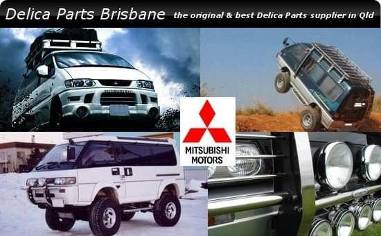 Welcome to Delica Parts Brisbane, your Delica Parts Supplier